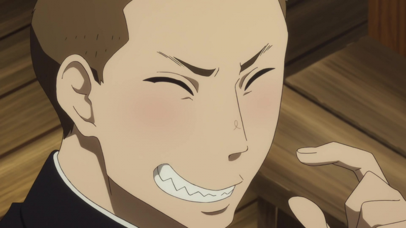 Тизер аниме «Сквозь эпохи: Узы ракуго» (Shouwa Genroku Rakugo Shinjuu)