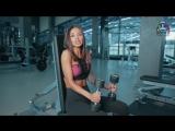 Маргарита Бойко - Тренировка верха для худеньких или как добавить мышечные объемы