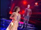 Танцуют Т.Денисова и В.Яма. - Концерт ко Дню Победы.2010г.