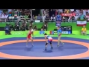 Hassan Yazdani , Olympic ,Rio2016 ,The Third Gold Medal , Wrestling ,74kg ,Iran vs Russia