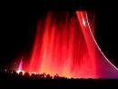 Поющие фонтаны в Олимпийском парке г. Сочи