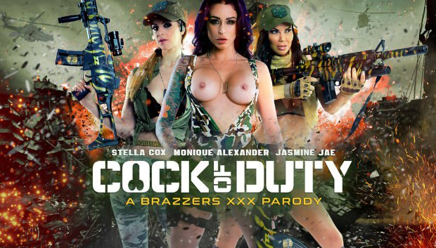 WOW Cock Of Duty: A XXX Parody # 1