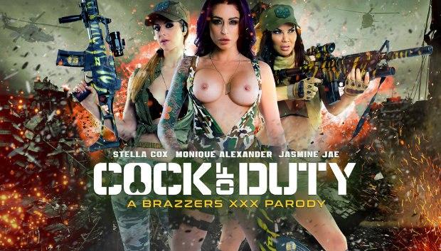 WOW Cock Of Duty: A XXX Parody # 1