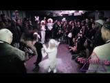 VOGUE FEMME/Karina Ninja vs Mizrahi - Black team vs White team at Rumble ball in Paris 2016