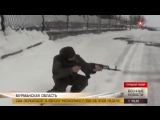 Атаку «диверсантов» на штаб СФ отбили под Мурманском