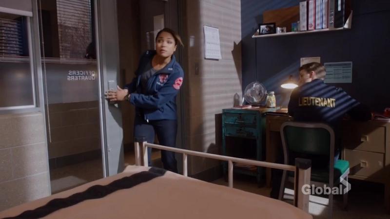 Пожарные Чикаго 5 сезон 14 серия [coldfilm]