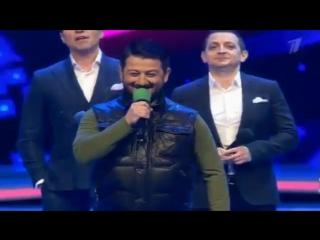 Михаил Галустян поздравил КВН в образе Рамзана Кадырова