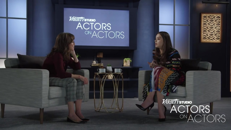 Hailee Steinfeld and Sally Field - Actors on Actors topnotchenglish