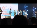[12.02.2017] ASTRO Rocky, JinJin, MJ - Individual talents @ Showcase in BKK