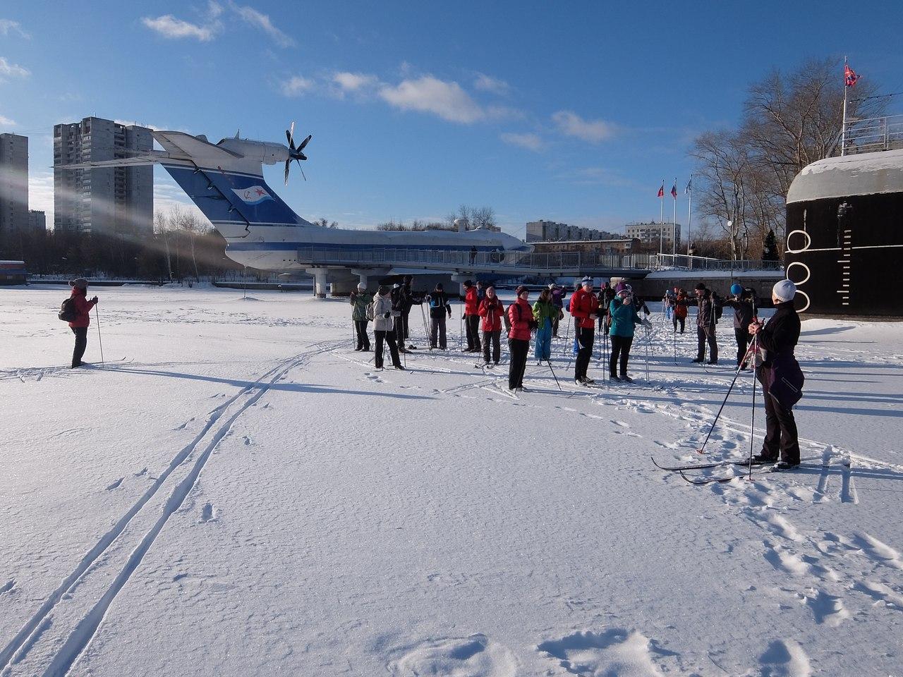 Беговые лыжи ♠ Снегозависимость