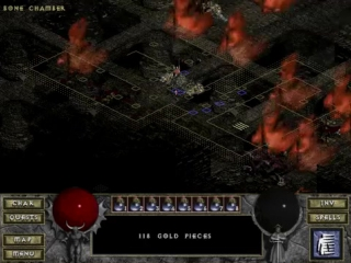 06Diablo׃ The Hell - All Quests Playthrough - The Chamber of Bone (Doom)