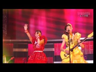 Momota Kanako & Tamai Shiori at guitar - Nagisa no LaLaLa (Girls' Factory 2016 Day3)