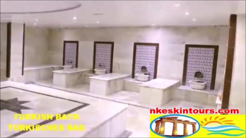 Сиде: релаксирующий массаж для всего тела в турецкой бане и Spa