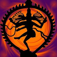"Логотип Клуб ""Натарадж"" (медитации Ошо и Ecstatic Dance)"