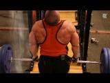Тренировка спины. Советы по набору массы. А. Щукин