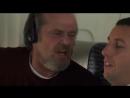 Управление гневом, Знакомство с психиатром. Самолет