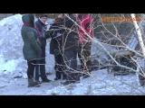 Обстрел больницы №5 г. Макеевки. 30.01.2017. 2 человека погибло