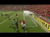 Худший гол, который можно пропустить в FIFA 17 | ФИФА с орешками