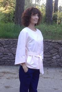 Анна Сиверцева