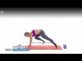Elise Yoga - Yoga Cardio Burn  Элис - Йога для развития всех групп мышц и сжигания калорий