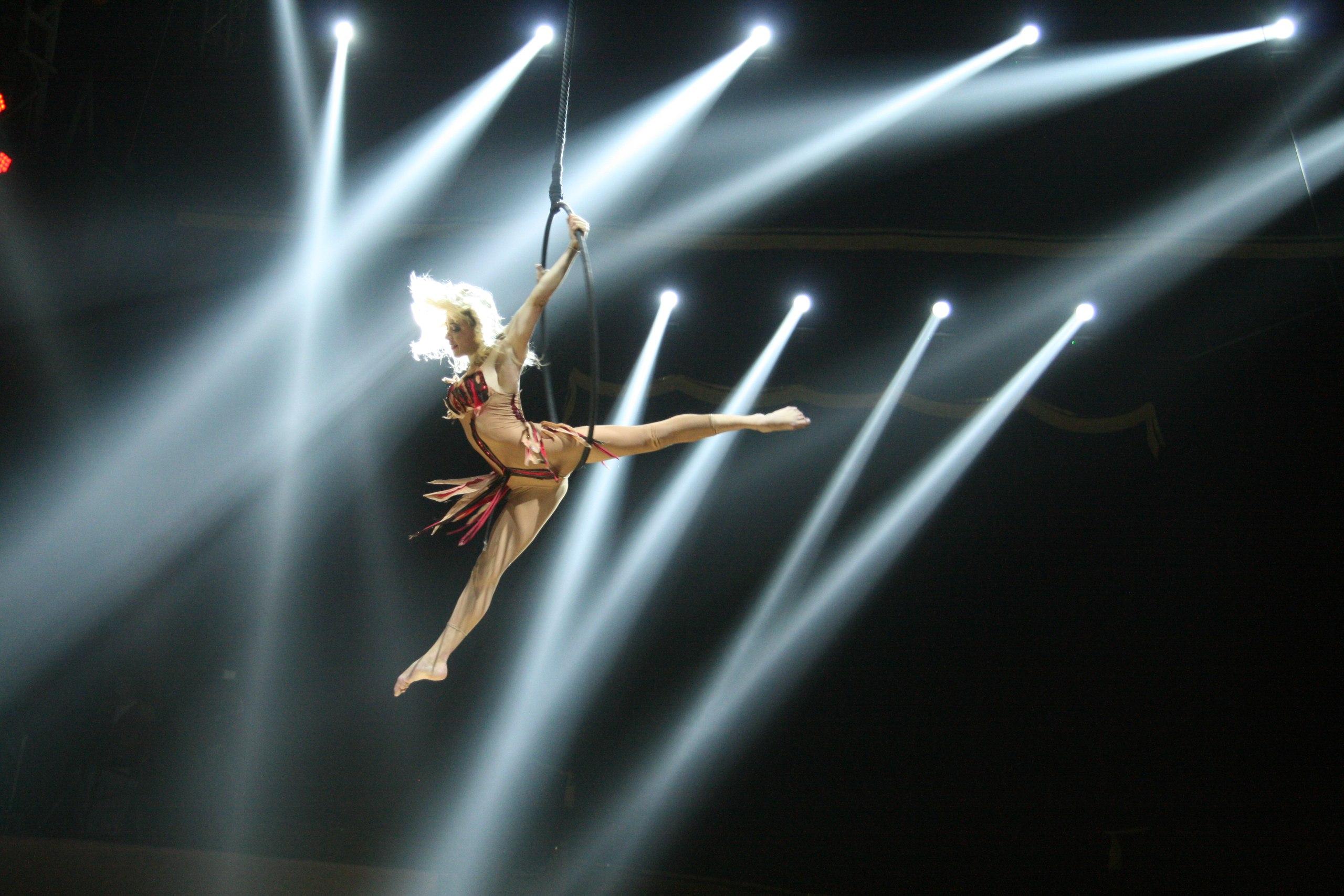 Итальянский цирк. Кобзов