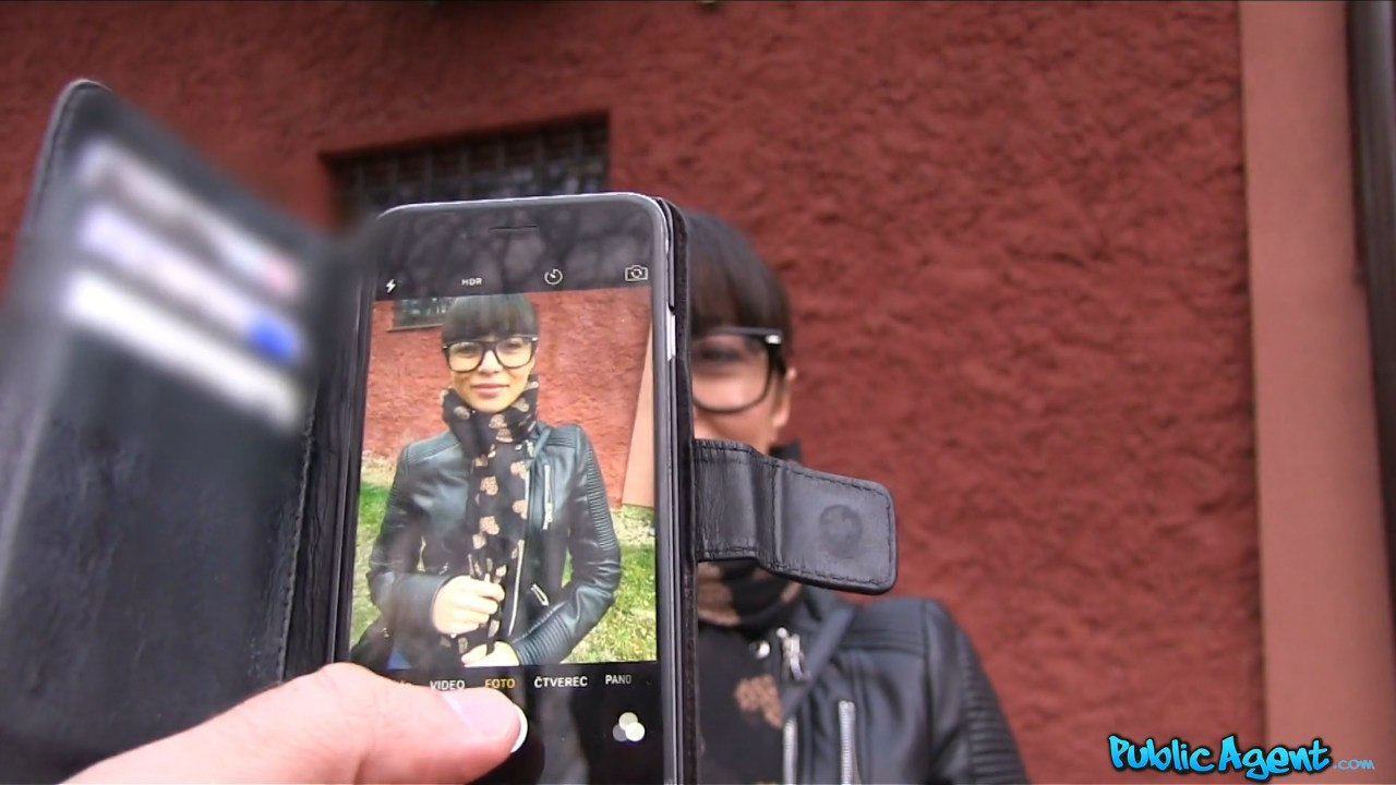 PublicAgent: Mona Kim (Казашку наполнил спермой за деньги)