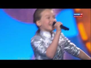 Даяна Кириллова - Мечтай (JESC 2013 Russia)