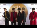 |170114| VIXX - The 31st Golden Disk Awards Red Carpet [TongTongTv]