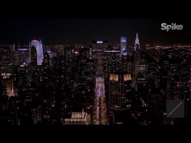 Власть в ночном городе на Spike