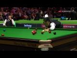 Marco Fu 118 v Oliver Lines UK Championship 2016