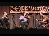The Teetotalers - Kevin Crawford, Martin Hayes, and John Doyle at O'Flaherty's 2011 Part 2