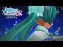 ► HATSUNE MIKU Snow Fairy Story Sub español ProjectDIVA ƒ2nd 39 pack
