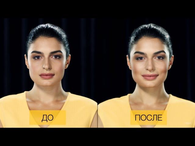 Корректируем форму челюсти и укорачиваем нос с Infaillible Скульптор (16)