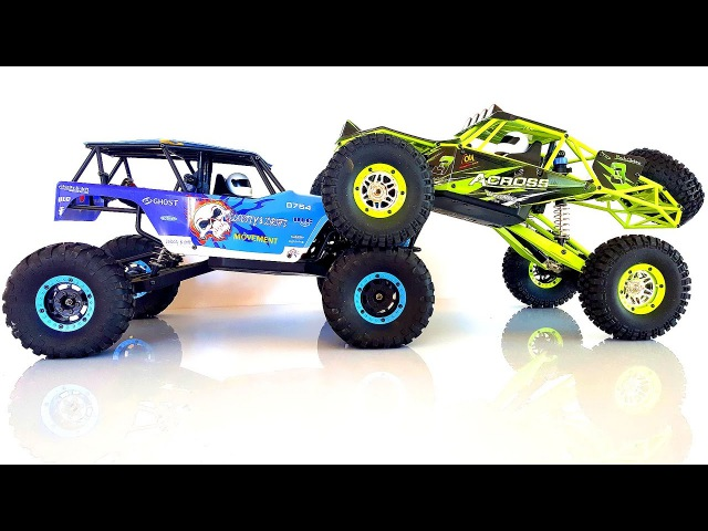 Vaterra Twin Hammers for $165 — Review WLtoys Wild Track — RC Extreme Pictures