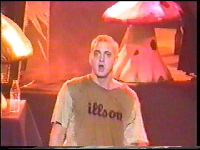 Eminem - Slim Shady Tour (Live at Hammerstein Ballroom in New York, 15.04.1999)