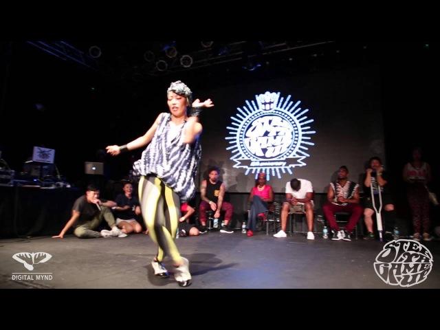 Step Ya Game Up 2016] Yoshie Judge Show