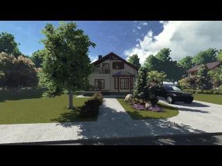 проект коттеджного посёлка