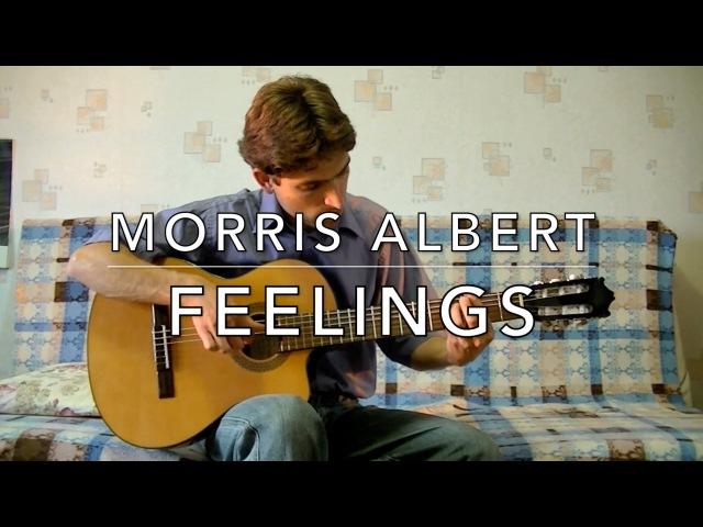 Morris Albert - Feelings (Guitar cover)