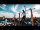 Bar Bars - Aktau Open Fest 2016 | Street Workout Kazakhstan