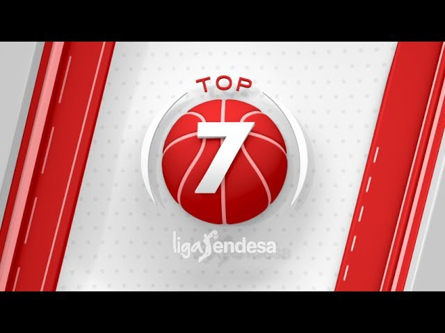 Top7 KIA: Lo mejor de Iberostar Tenerife