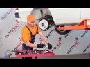 MERCEDES BENZ 190 W201 суппорт заднего тормоза [Учебник]