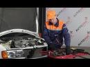 Mercedes Benz 190 W201 V-ребристый ремень, шкив натяжения, амортизатор вибрации