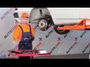 MERCEDES BENZ 190 W201 задние тормозные диски и тормозные колодки [Учебник]