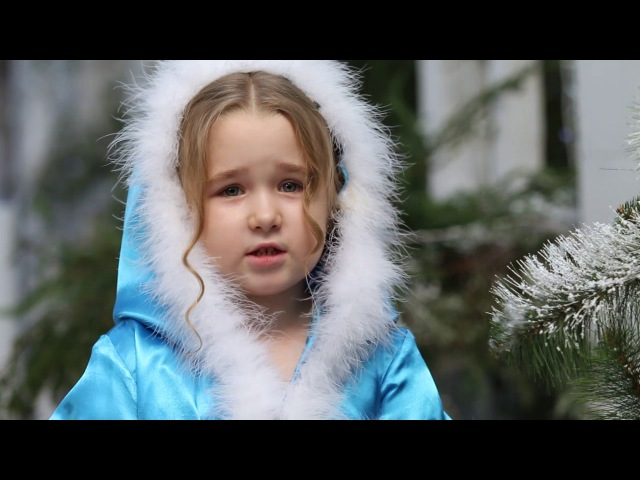Сабина Боделан в телевизионном проекте Будь звездой! 4 сезон Песенка Снегуро