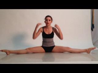 Flexible girl contortion Flexilady flex model , Extreme Stretching , гибкие и растянутые гимнастки