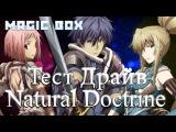 Natural Doctrine для PS Vita тест драйв