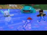 МИССИЯ: СПАСТИ ВИКУ! #7 [ШКОЛА ПОКЕМОНОВ] - Minecraft