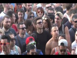 Nina Kraviz  Exit Festival 2016 Novi Sad, July 10th plays Yves Deruyter - Back To Earth