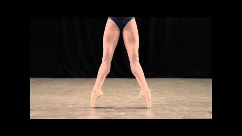Insight: Ballet glossary - relevé