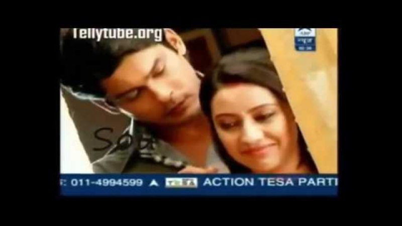 Happy scene pratyusha and siddharth shukla, Shiv and Anandi Balika vadhu OST